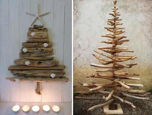 árbol navidad madera Formentera